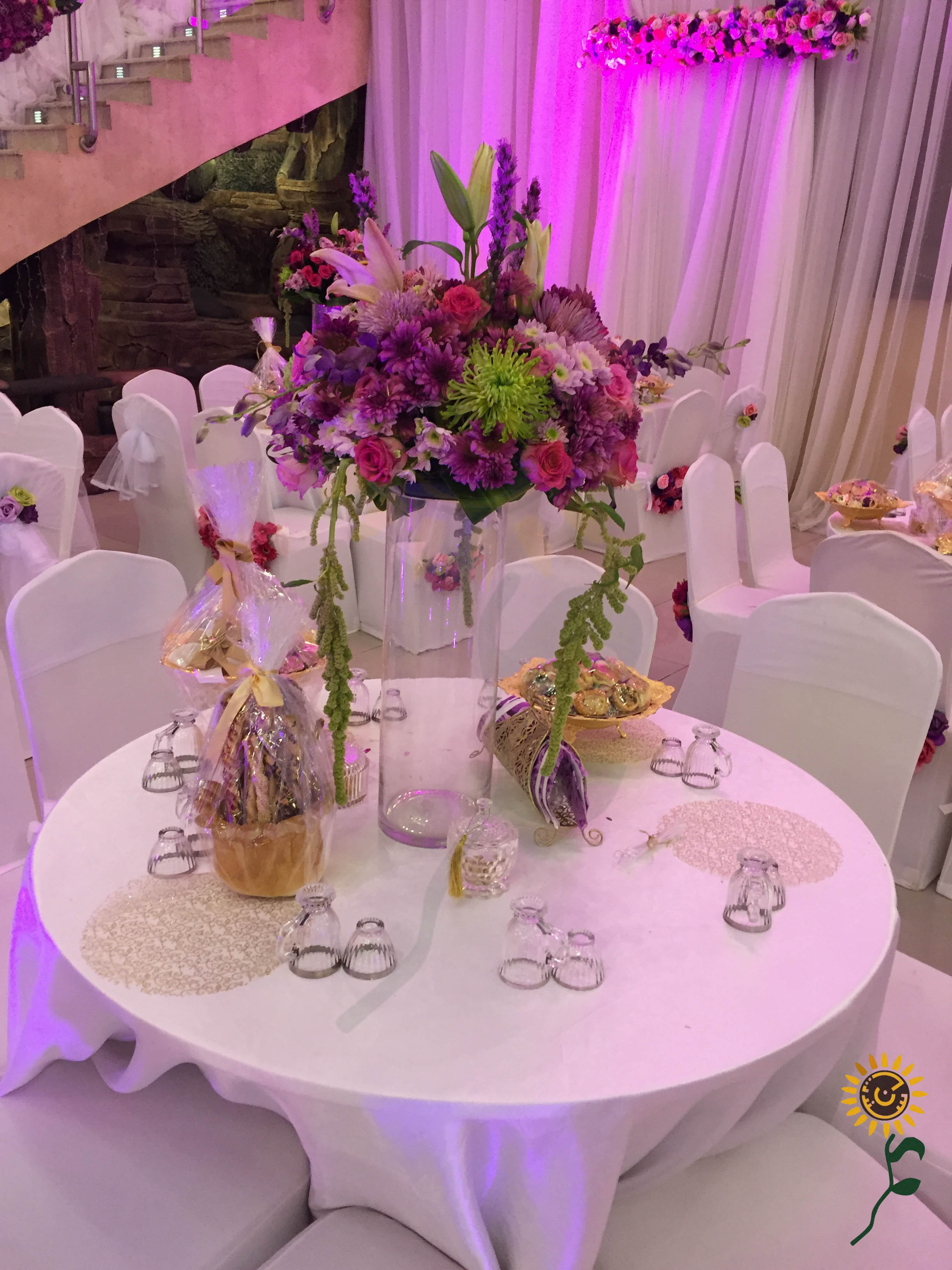 Wedding Stage – Sindyan Event Organizing